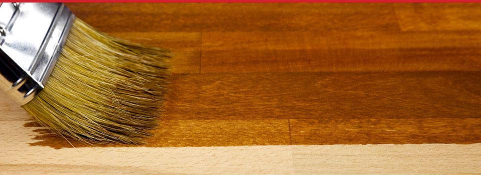 vernissage plancher bois